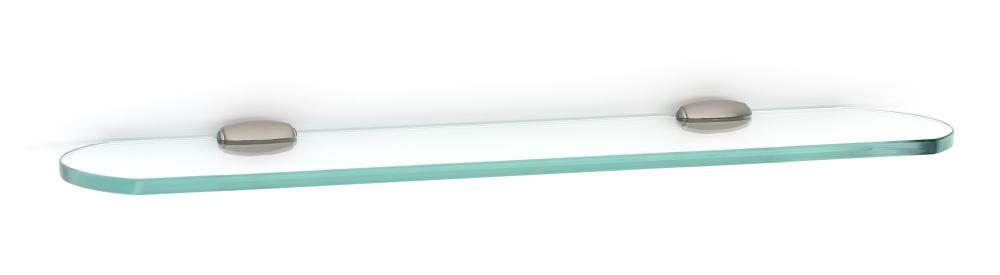 Royale Glass Shelf A6650-18 - Satin Nickel