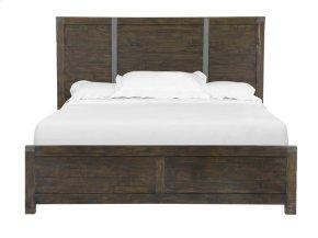 Complete Queen Panel Bed