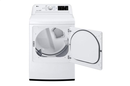7.3 cu. ft. Electric Dryer with Sensor Dry Technology