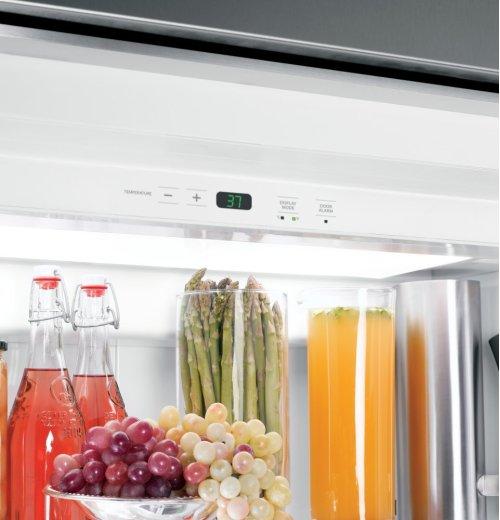 """Monogram 36"""" Built-In All Refrigerator"""