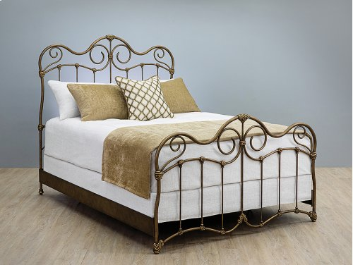 Stonehurst Iron Bed