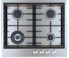 "24"" (60cm) 4 burner gas cooktop Product Image"