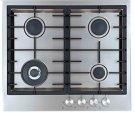 "24"" (60cm) 4 burner gas cooktop Product Image"