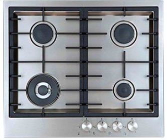 "24"" (60cm) 4 burner gas cooktop"