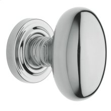Polished Chrome 5025 Estate Knob