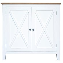 Buffet, Available in Hampton White Finish Only.