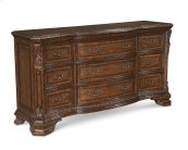 Old World Drawer Dresser