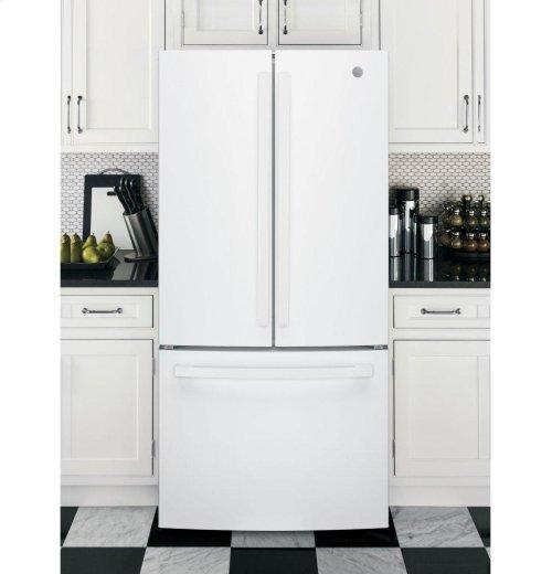 GE® ENERGY STAR® 24.8 Cu. Ft. French-Door Refrigerator