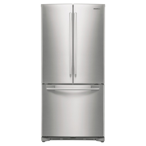 Samsung French Door Refrigerator Temperature Settings: RF217ACPN Samsung