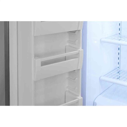 "Professional Built-In 42"" Side by Side Refrigerator Freezer - Marvel Professional Built-In 42"" Side-by-Side Refrigerator Freezer - Panel-Ready Overlay Doors*"