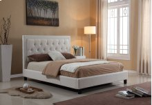 7518 White California King Bed