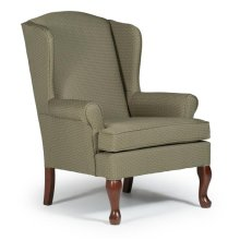 DORIS Wing Back Chair