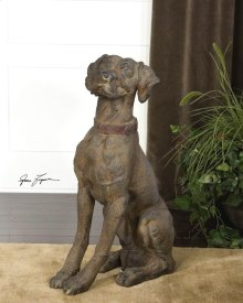 Big Rusty, Statue