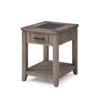 Nevada Chairside Table