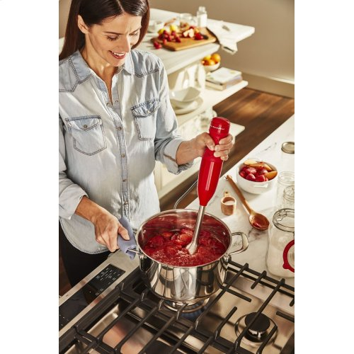 100 Year Limited Edition Queen of Hearts 2-Speed Hand Blender - Passion Red