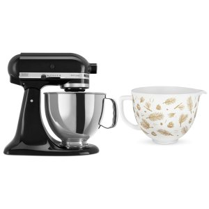 KitchenaidExclusive Holiday Stand Mixer Bundle - Onyx Black