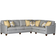 3830 Raven Stainless Sectional