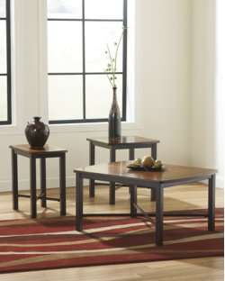 D Occasional Table Set (3/CN) Product Image