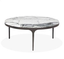 Camilla Cocktail Table - Arabescato