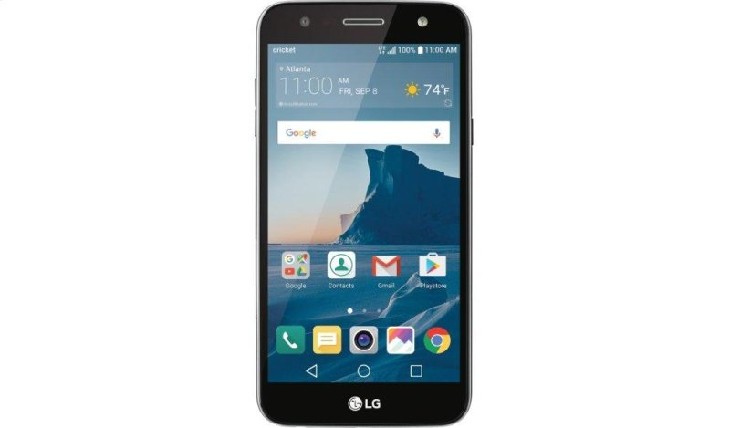 M327 in by LG in Collinsville, IL - LG X charge Cricket Wireless