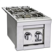 13 W. Double Side Burners, Natural Gas