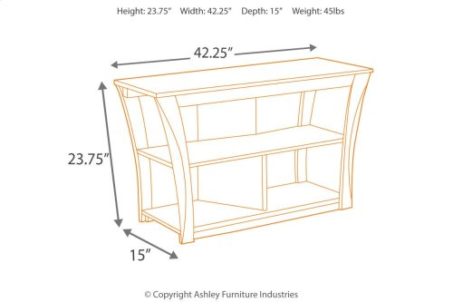 RED HOT BUY- BE HAPPY! TV Stand