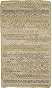 Neutral Bayview Cross Sewn Rectangle