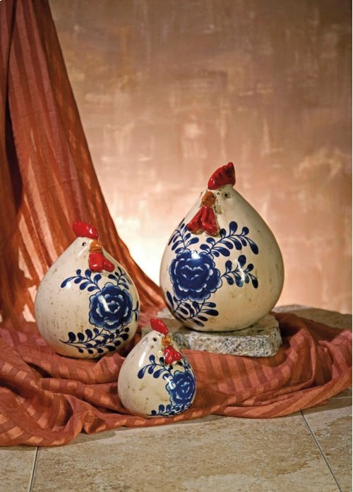 Scandinavian Chickens - Set of 3