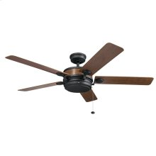 Uma Collection 60 Inch Uma Ceiling Fan AUB