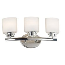 Bow - 3 Light Vanity