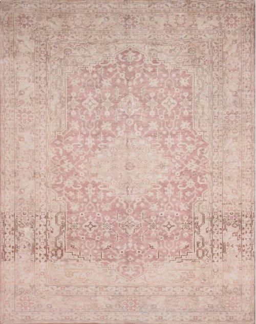 Mh Terracotta / Ivory Rug