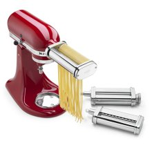 3-Piece Pasta Roller & Cutter Set - Other