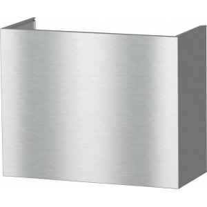 MieleDRDC 3024 Duct Cover Chimney for concealing the ducting and adjusting the height to the wall unit.