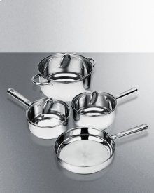 7-piece Induction Friendly Cookware Set
