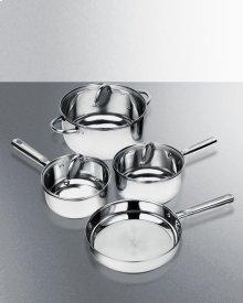 7-piece Induction Friendly Cookware Set