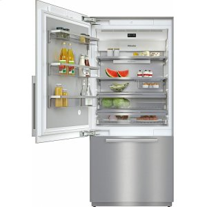 MieleKF 2911 SF MasterCool fridge-freezer For high-end design and technology on a large scale.