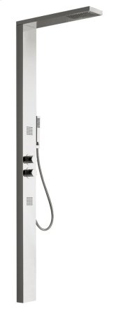 """Mon Amour 1/2"""" thermostatic shower column"""