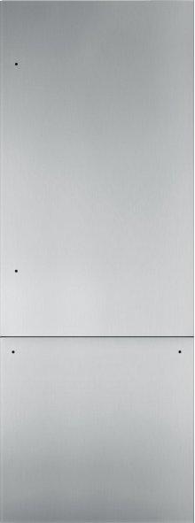 "30"" Stainless Steel Panel Set for Bottom-Freezer - Flat TFL30IB800"