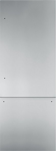 "30"" Stainless Steel Panel Set for Bottom-Freezer - Flat TFL30IB800"