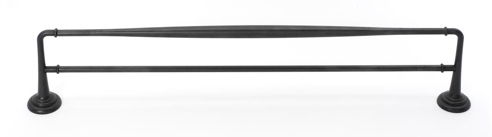 Charlie's Collection Double Towel Bar A6725-24 - Barcelona