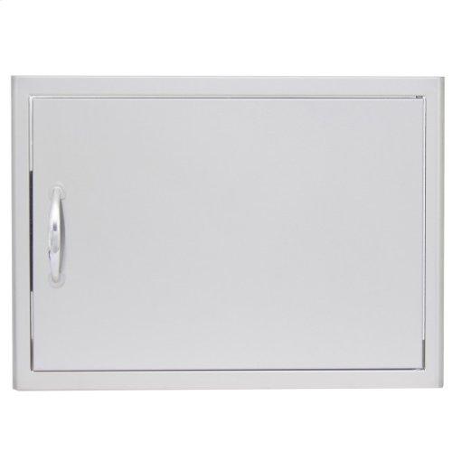Blaze 28-Inch Single Access Door - Horizontal