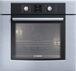 """30"""" Single Wall Oven 500 Series - Stainless Steel HBL5450UC"""