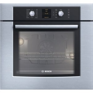 "BOSCH30"" Single Wall Oven 500 Series - Stainless Steel Hbl5450uc"