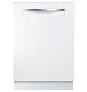 24' Flush Handle Dishwasher 500 Series- White