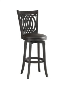 Van Draus Swivel Bar Stool