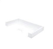 Frigidaire White Microwave Over-Range Filler Kit Product Image