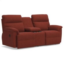 Jay Reclining Loveseat w/ Console