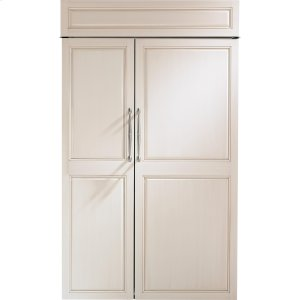 "MonogramMONOGRAMMonogram 48"" Built-In Side-by-Side Refrigerator"