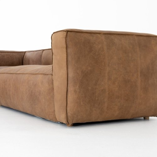 Right Arm Facing Configuration Natural Washed Cover Nolita 2-piece Sectional