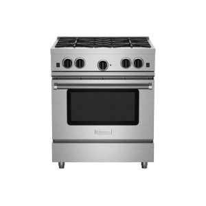 "Bluestar 30"" Culinary Series (Rcs) Open Burner Range"